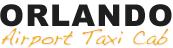 Orlando Airport Taxi Cab Logo
